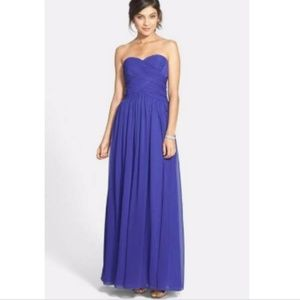 JS Boutique Strapless Prom/Formal Dress